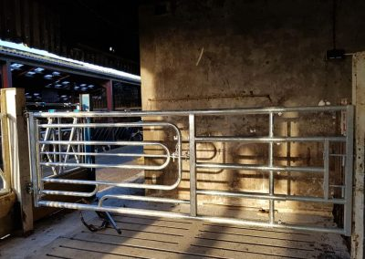 Cattle Feed barriers gates northern ireland