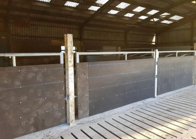 made to order cattle feed barriers northern ireland