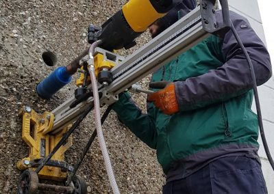 Core Drilling Northern Ireland Work